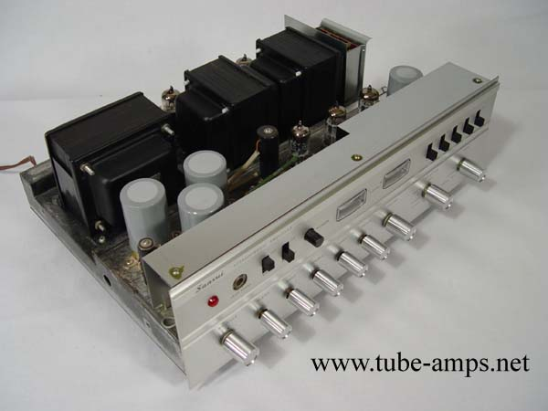 Sansui compared to tube amps - 2-Channel Home Audio - The